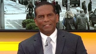 Burgess Owens  Let's give President Trump a chance