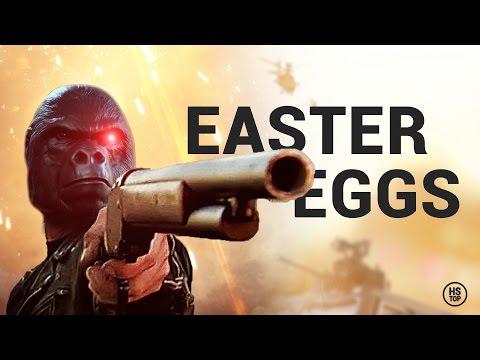 Top 10 Easter Eggs #2 ★ Battlefield Hardline