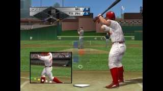A PERFECT GAME MVP Baseball 2005