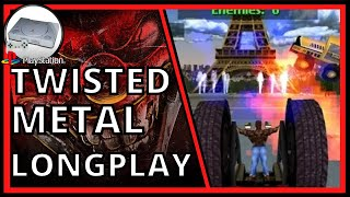 PSX Longplay #20: Twisted Metal 2