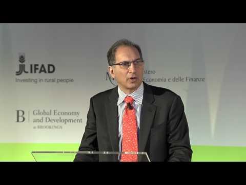 Keynote: Homi Kharas, Brookings Institution