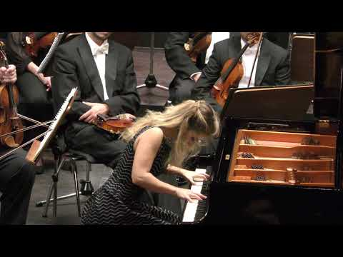 Lise de la Salle - Schumann/Liszt: Widmung (Liebeslied), 13.10.2017
