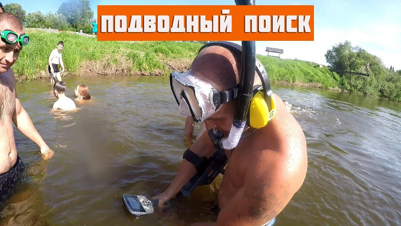 Что есть на пляже в воде? funnycat.tv.