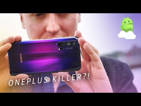 Honor 20 Pro Review: Better than OnePlus 7 Pro?
