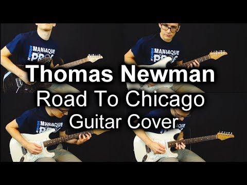 Thomas Newman - Road To Chicago (Road To Perdition) [Cover Using Electric Guitars Only]