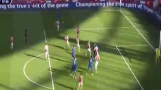 Video Gol Pertandingan Everton vs Arsenal
