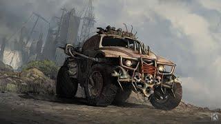 Стрим Hard Truck: Apocalypse (Ex Machina) Старая классика постапокалипсиса