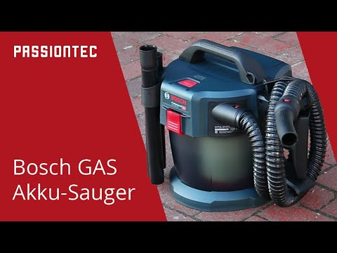 bosch akku staubsauger gas 18v youtube. Black Bedroom Furniture Sets. Home Design Ideas