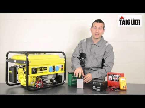 Cuidado Y Mantenimiento De La Batería Del Generador Electrico | Ventageneradores.Net thumbnail