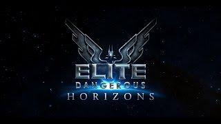 Elite Dangerous Horizons Как получить доступ и прокачать Liz Ryder