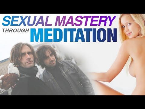 How To Achieve Sexual Mastery Using Meditation (feat James Marshall!) Sasha Show EP17