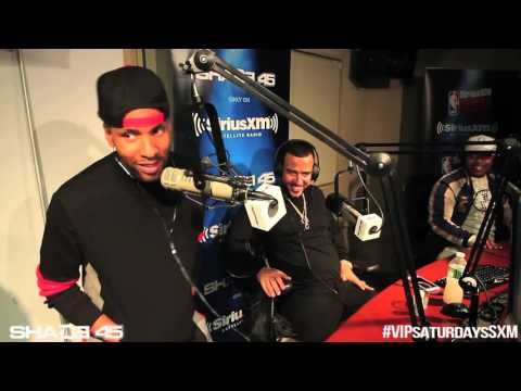 French Montana NY Artists Couldn't Get Nas Or Hov On A Record That's Hot Without Affiliation !