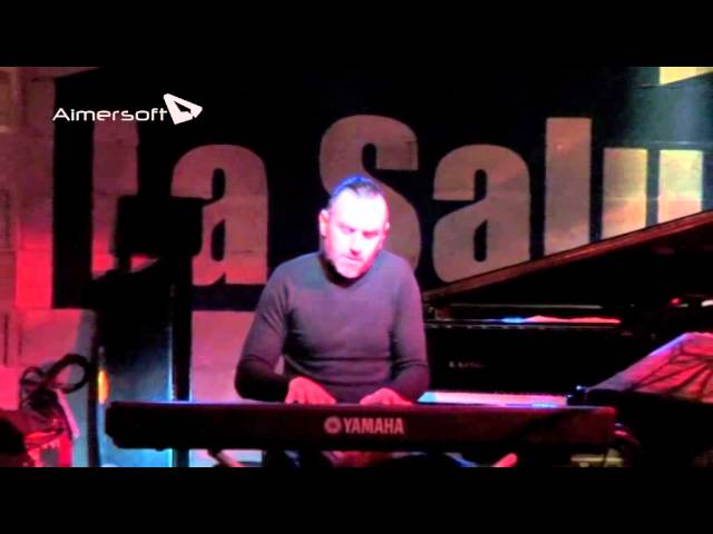 eric marienthal, tom kennedy, alessandro napolitano gig in milano