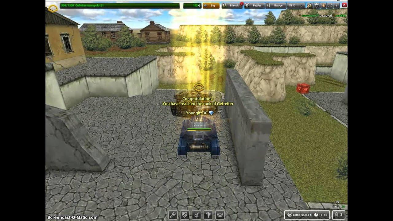 Tanki online , Free mmo Game - YouTube