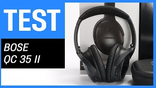BOSE QuietComfort 35 II (QC 35 II) im Test - Der beste Active-Noise-Cancelling Bluetooth-Kopfhörer?