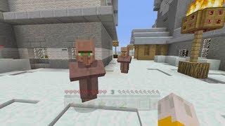 Minecraft Xbox - Harry Potter Adventure Map - Hogsmeade - Part 5