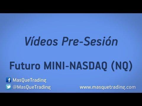 12-5-2014-Trading en español Análisis Semanal Futuro MINI NASDAQ (NQ)