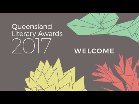 Qld Literary Awards 2017