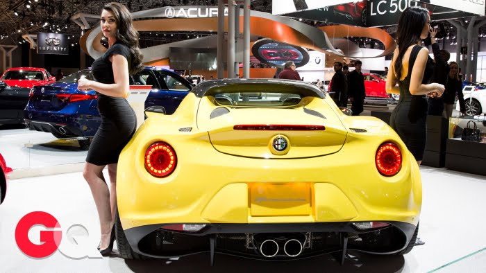 10 Sexiest Car Rears From The New York International Auto