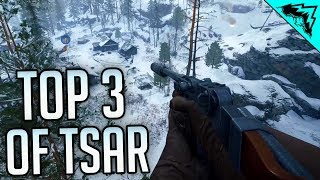 Top 3 of Tsar - Battlefield 1 Lupkov Pass Gameplay