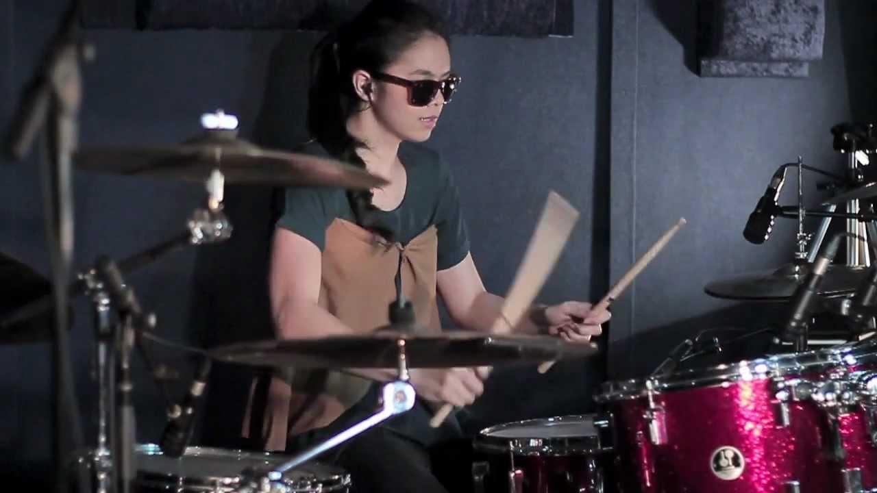 Download Payphone - Maroon 5 (Drum Cover) - Rani Ramadhany