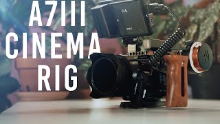 The Ultimate Sony a7iii Handheld Rig