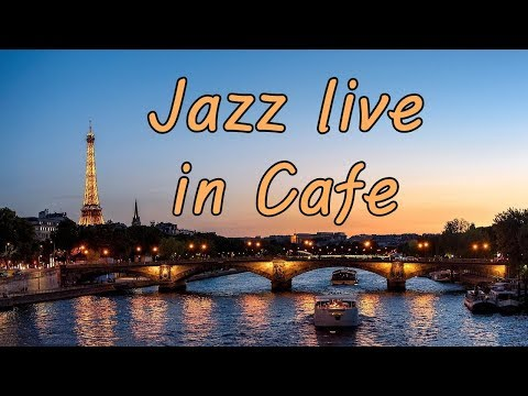 Cafe Jazz 1 Hour 30 Minutes [Live Jazz In Cafe] Meditation For Inner Peace