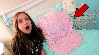 SLIME Prank On Our Sister!