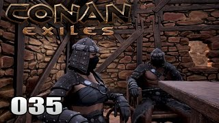 CONAN EXILES [035] [Barbarisches Zusammenleben] [Gameplay Deutsch German] thumbnail
