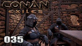 CONAN EXILES [035] [Barbarisches Zusammenleben] [Gameplay Deutsch German] thumbnail