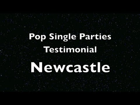 Pop Star Parties Testimonial for Kids Parties Newcastle - 8 Year Old Girls Party