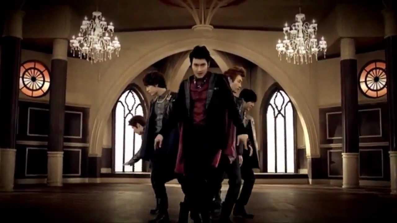 [MV] Super Junior- Opera Japanese Version (english subs + romanization)