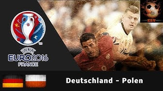 Epic Video: Deutschland - Polen | Euro 2016