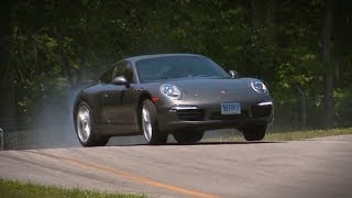 Talking Cars with Consumer Reports #35: Chevrolet Corvette vs Porsche 911