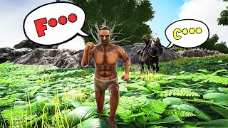THE MOST BAD WORDS EVER SAID IN ARK  -  ARK Duo Survival Series - Genesis #6