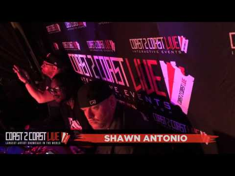 Shawn Antonio Performs at Coast 2 Coast LIVE | Bay Area All Ages Edition 8/6/17