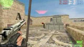 3 Deagle Kills -3 Bullets