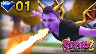 Spyro 2 #01 : Le Retour du Dragon !