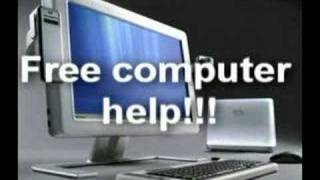 Free computer help! ANY QUESTIONS ANSWERED!