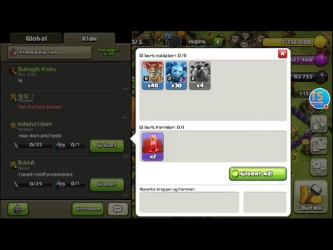 My Clash of Clans Stream#19
