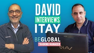 David Interviews Itay.