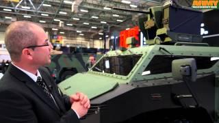 Pars 4x4 wheeled combat armoured vehicle IDEF 2015 FNSS Koray Ulu mechanical engineer Army Recogniti