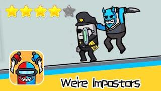 We're Impostors Day17 Walkthrough Rescue Squad Recommend index four stars