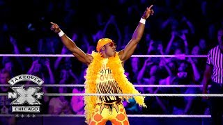 Dream-mania runs wild as Velveteen Dream makes his spellbinding entrance: NXT TakeOver: Chicago II