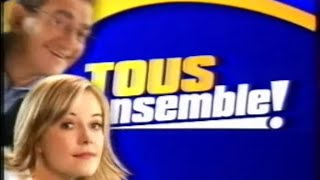 TF1 Générique Tous ensemble Coupe du Monde 2002