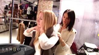 Lambott, Natural Luxury at Brussels Fashion Days