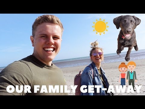COUPLES GET-AWAY WITH OUR PUPPY! | Couple's Vlog 18