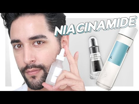 Why You Should Use Niacinamide - Ingredient Highlight ✖  James Welsh