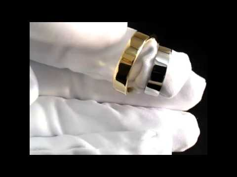 Золотые обручальные кольца с винтажным и ажурным узором