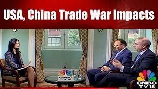 Power Talk | McKINSEY China Plan: USA, China Trade War Impact | CNBC TV18